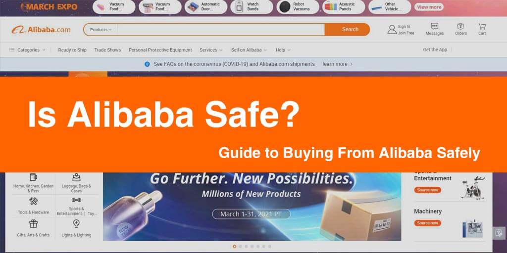 Is Alibaba Safe Guide to Buying From Alibaba Safely